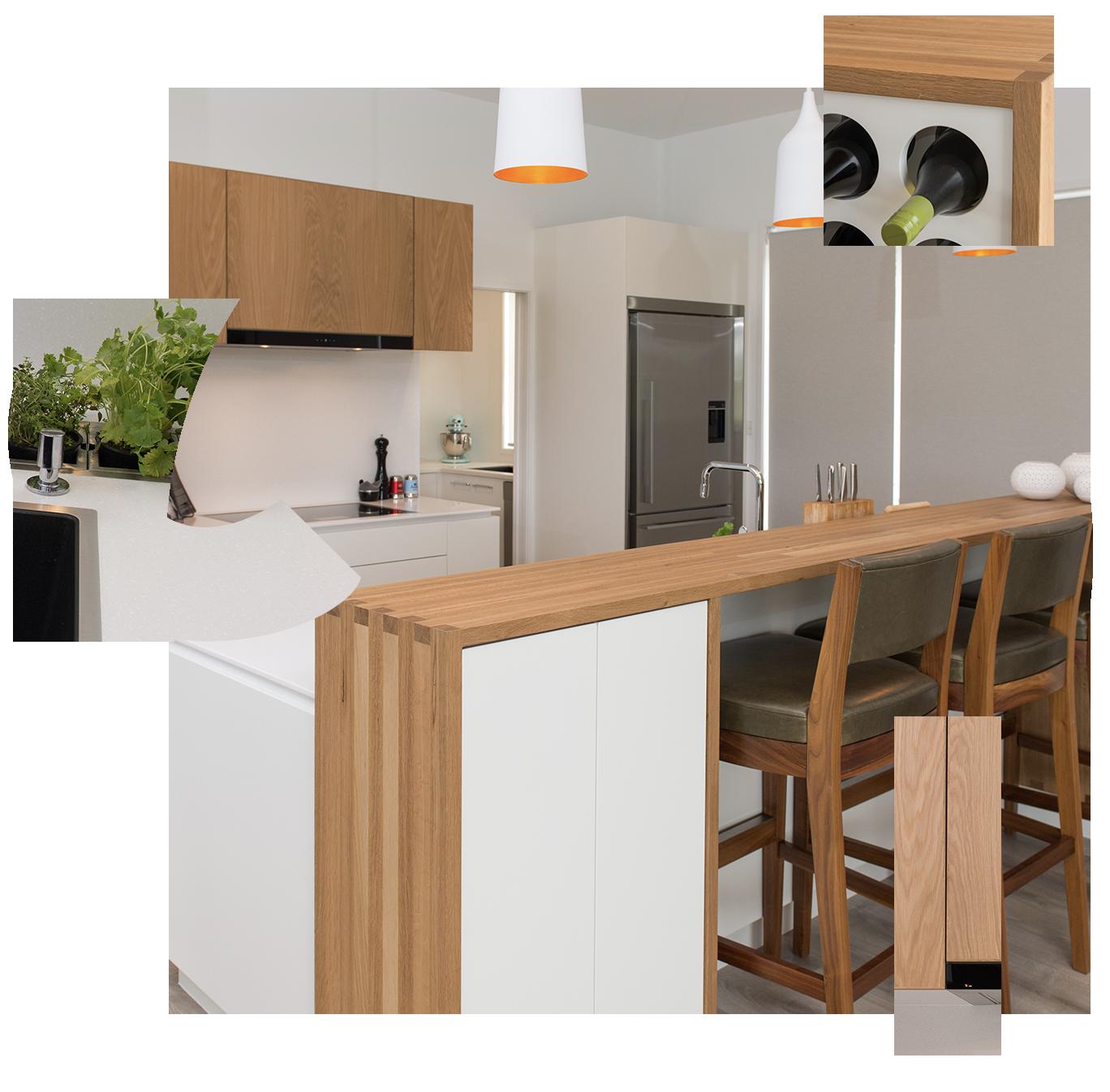 Harris and Thurston Kitchen Design Kerikeri